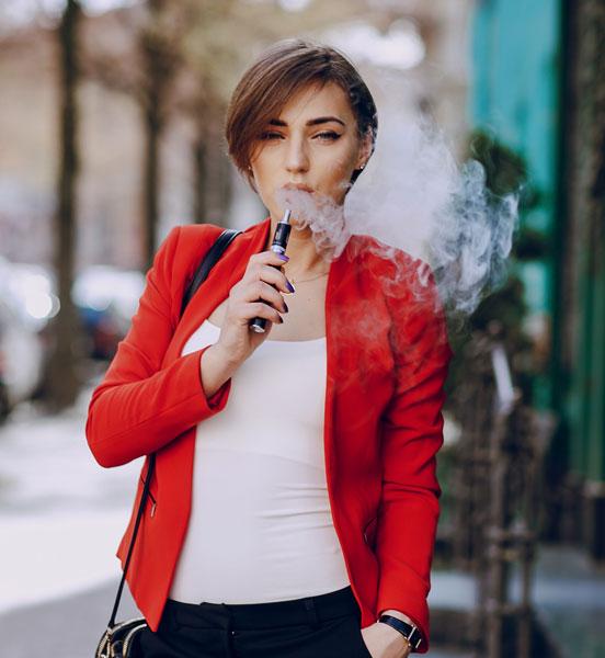 première cigarette électronique